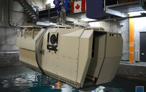 METS® Model AAV (Assault Amphibious Vehicle)