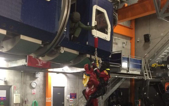 Personnel-Rated Rescue Hoist