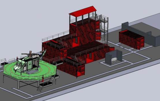 Modular Fire Training Facility (MFTF™)