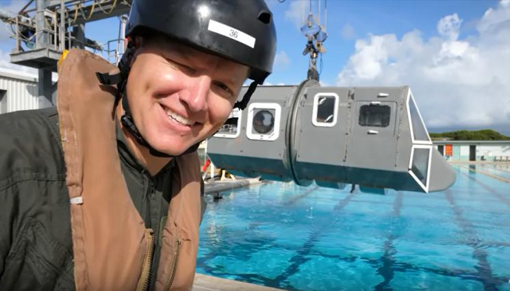 HUET Video from USMC Hawaii